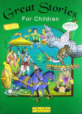 Great Stories for Children: Green Book  by  Anurag Mehta