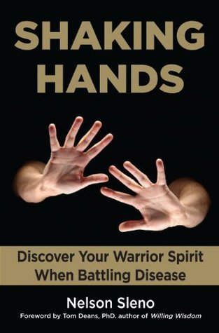 Shaking Hands  by  Nelson Edward Sleno