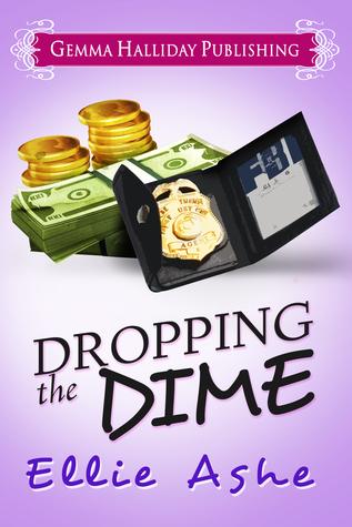 Dropping the Dime (Miranda Vaughn Mysteries #2) Ellie Ashe