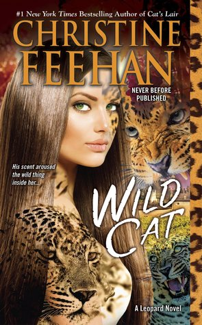 Wild Cat (Leopard People, #8)  by  Christine Feehan