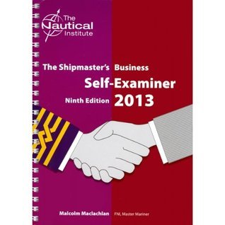 Shipmasters Business Self-Examiner 2014 Malcolm MacLachlan
