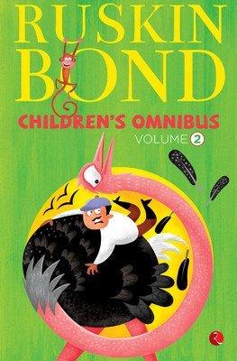 RUSKIN BOND The childrens companion Ruskin Bond