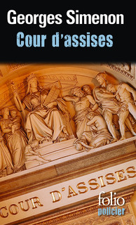 Cour dassises  by  Georges Simenon