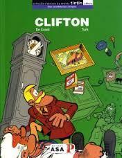 Clifton: Meu Caro Wilkinson/O Rapto (#7)  by  Turk