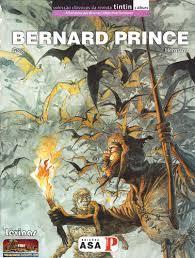 Bernard Prince: A Fortaleza das Brumas/Objectivo Cormoran (#6)  by  Hermann Huppen