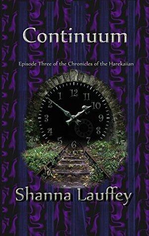 Continuum (Chronicles of the Harekaiian Book 3)  by  Shanna Lauffey