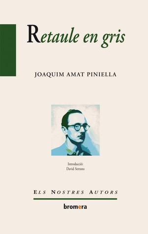Retaule en gris  by  Joaquim Amat-Piniella