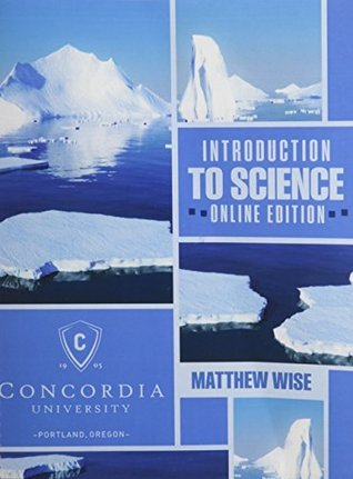 Introduction to Science Online Edition WISE MATTHEW E