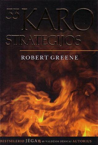 33 karo strategijos  by  Robert Greene
