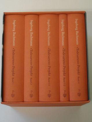 Todesarten - Projekt: Kritische Ausgabe  by  Ingeborg Bachmann