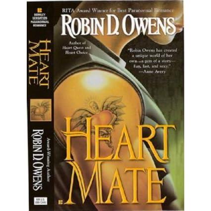 Heart Quest (Celta's HeartMates, Book 5) Owens, Robin D. Mass Market Paperback