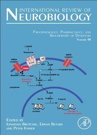 Pathophysiology, pharmacology and biochemistry of dyskinesia: 98  by  Jonathan Brotchie