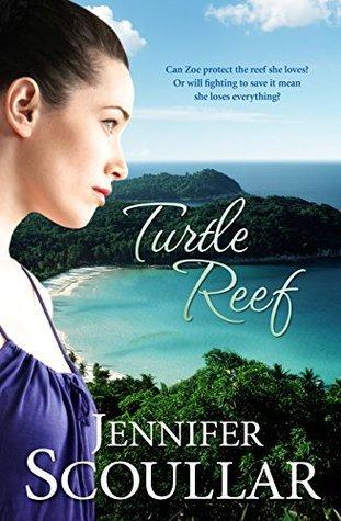 Turtle Reef  by  Jennifer Scoullar