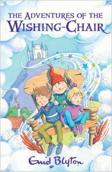 The Wishing-Chair Collection : The Adventures of the Wishing-Chair / The Wishing-Chair Again / More Wishing-Chair Stories  by  Enid Blyton