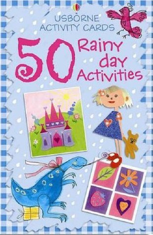 Activity Cards: 50 Rainy Day Activities  by  Usborne