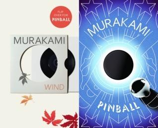 Wind/Pinball: Two Novels (The Rat, #1-2)  by  Haruki Murakami