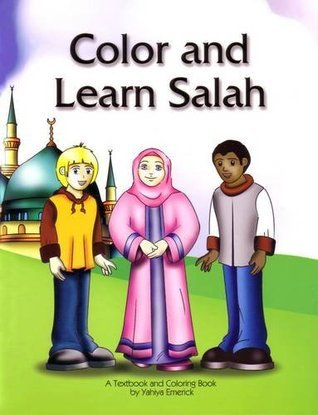 Color and Learn Salah Yahiya Emerick