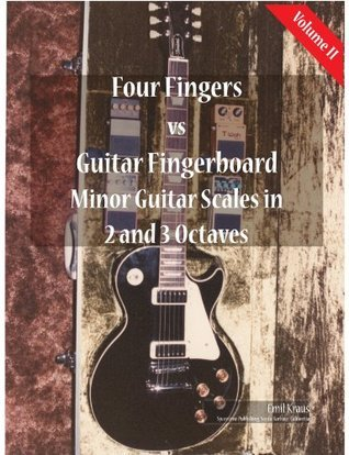 Minor Guitar Scales in 2 and 3 Octaves Emil Kraus