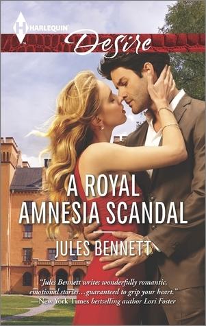 A Royal Amnesia Scandal  by  Jules Bennett
