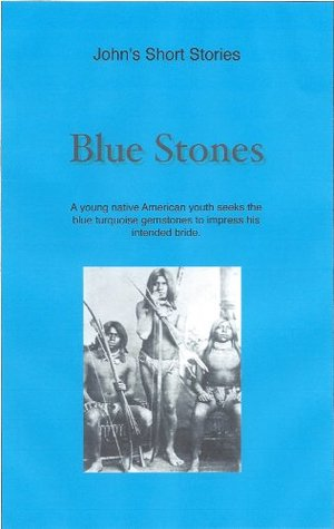 Blue Stones  by  John Watts