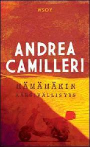Hämähäkin kärsivällisyys Andrea Camilleri
