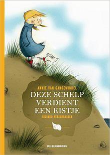 deze schelp verdient een kistje  by  Annie van Gansewinkel