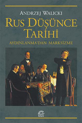 rus düşünce tarihi  by  Andrzej Walicki