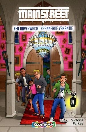 Mainstreet: Een onverwacht spannende vakantie  by  Victoria Farkas