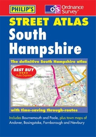 South Hampshire Street Atlas  by  Various