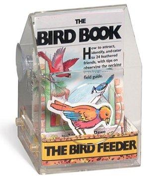 The Bird Book & The Bird Feeder  by  Karen Dawe