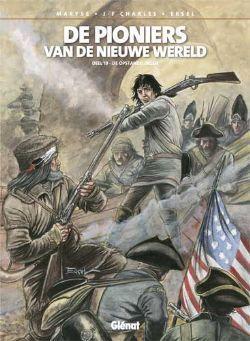De opstandelingen (De Pioniers van de Nieuwe Wereld, #19)  by  Maryse