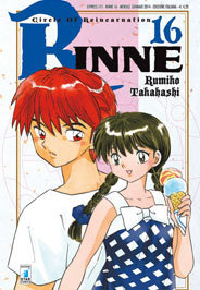 Rinne 16 (Rin-Ne, #16) Rumiko Takahashi