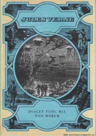 Dvacet tisíc mil pod mořem (podivuhodné cesty, #6)  by  Jules Verne