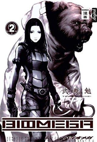 Biomega 02 Tsutomu Nihei