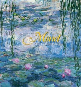 Claude Monet 2012 Calendar NOT A BOOK