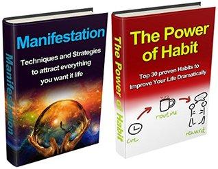 Manifestation & The Power of Habit Box Set: Discover Magic of Manifestation & The Power of Habit to Attract Happiness & Abundance of Wealth Stephan Williams