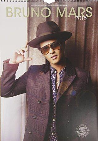 Bruno Mars 2015 Calendar  by  NOT A BOOK