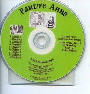 Pauvre Anne Audio CD Blaine Ray