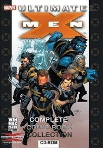 Ultimate X-Men: Complete Comic Book Collection Mark Millar