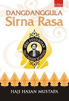Dangdanggula Sirnarasa (Guguritan Haji Hasan Mustapa #1) Hasan Mustapa