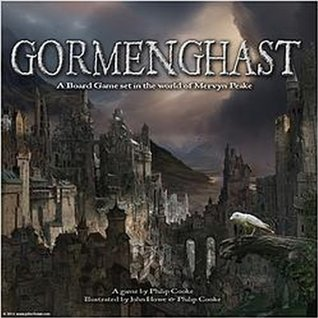Gormenghast the Game: A Board Game Set in the World of Mervyn Peake Overlook Books