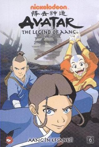 Avatar Aangin Efsanesi 6 - Tutsak Michael Dante DiMartino