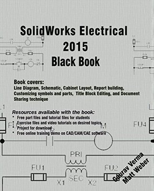 SolidWorks Electrical 2015 Black Book  by  Gaurav Verma