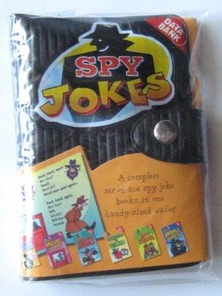 Spy Jokes Data Bank Wallet  by  De-ann Black