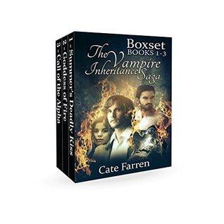 The Vampire Inheritance Saga Boxset (Books 1-3) Cate Farren