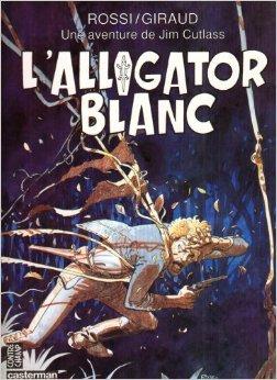 Jim Cutlass: Lalligator Blanc  by  Mœbius