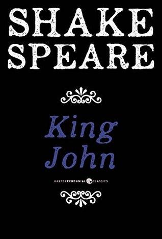 King John: A History William Shakespeare