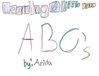 Learning for Little Ones: ABCs Arista Fine