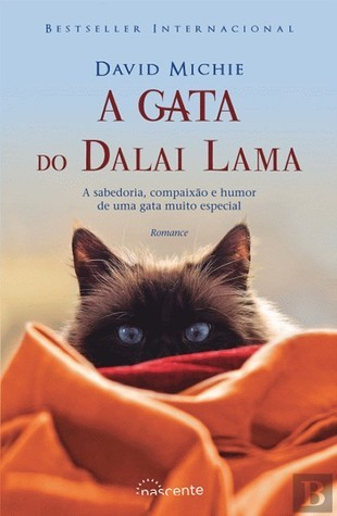 A Gata do Dalai Lama  by  David Michie