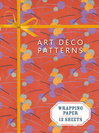 Art Deco Patterns: Wrapping Paper Book Victoria and Albert Museum